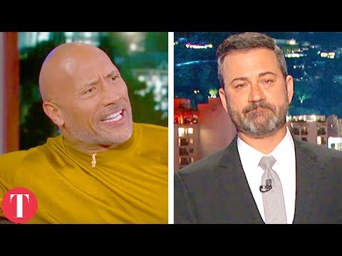 10 Celebs Who Insulted Jimmy Kimmel ON Jimmy Kimmel