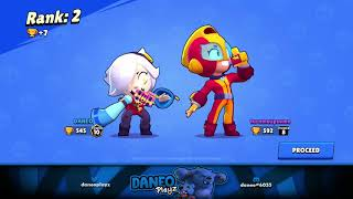 Colette to Rank 22 :: Reaching 600 Cups :: Brawl Stars
