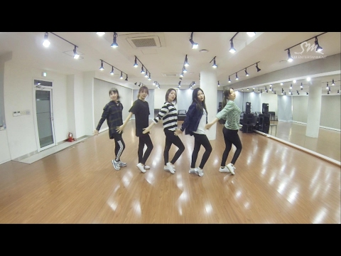 Red Velvet 레드벨벳 'Rookie' Dance Practice