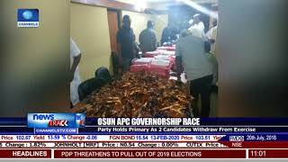 APC Holds Osun Governorship Primary, SSG, Two Others Withdraw