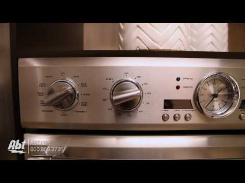 Thermador 30 Professional Series Stainless Steel Double Convection Wall Oven PODC302 - Overview