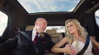 """A Porsche Wedding: """"I do"""" at 70mph"""