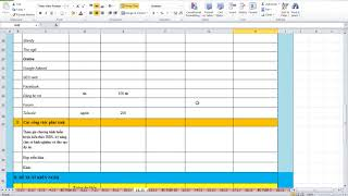 Video hướng dẫn làm báo cáo nhân viên kinh doanh