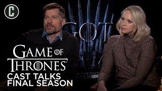 Game of Thrones Cast Talks Final Season