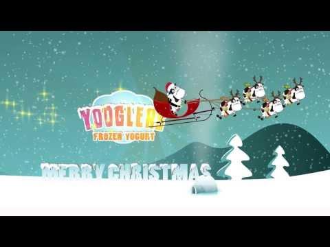 Feliz Navidad - Yooglers Frozen Yogurt