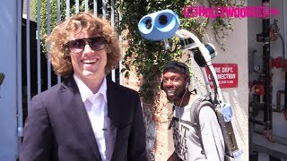 Danny Duncan Tries To Make Out With The Google Maps Guy & Speaks On Upcoming Plans On Melrose Place