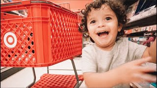 SPOOKED at target!! + an emotional storytime