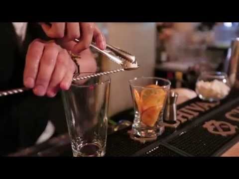 Best Bartender cocktail at Pastis by Eric Campos