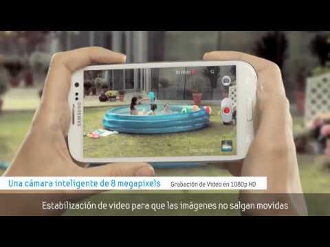 Samsung Galaxy S3 Presentacion