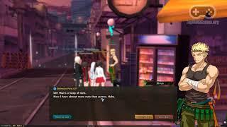 Геймплей онлайн игры SoulWorker (Full HD, Ultra Graphics)