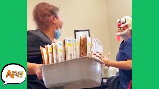 Reasons to HATE Your Coworkers! 😱 😂   Funny Pranks & Fails   AFV 2020