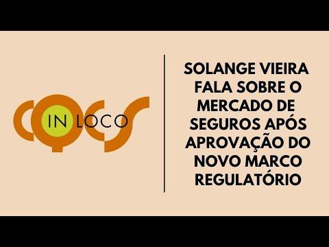 Imagem post: Solange Vieira fala sobre o mercado de Seguros após aprovação do novo marco regulatório
