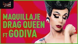Maquillaje Drag Queen Ft Godiva - Increíble Técnica Paso a Paso
