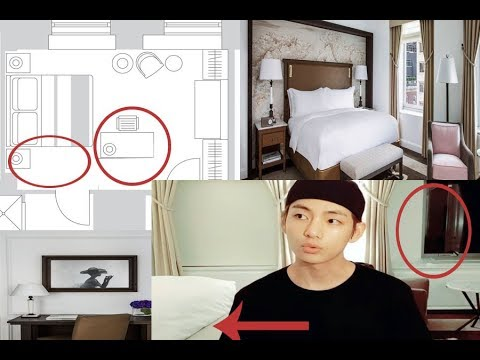 There was someone in Tae's room... again! (taekook kookv analysis)