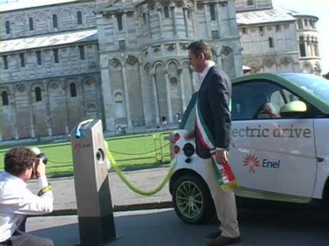 Green City Energy - Pisa 1, 2, 3 luglio - Corteo elettrico