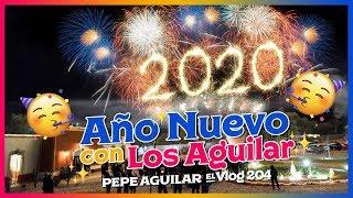 Pepe Aguilar - El Vlog 204 - Año Nuevo con Los Aguilar