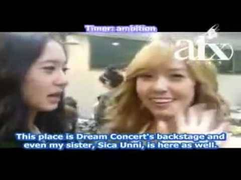 Backstage CAM With F(x) and SHINee - Make Fun Of Eachother!! [Eng Subs]