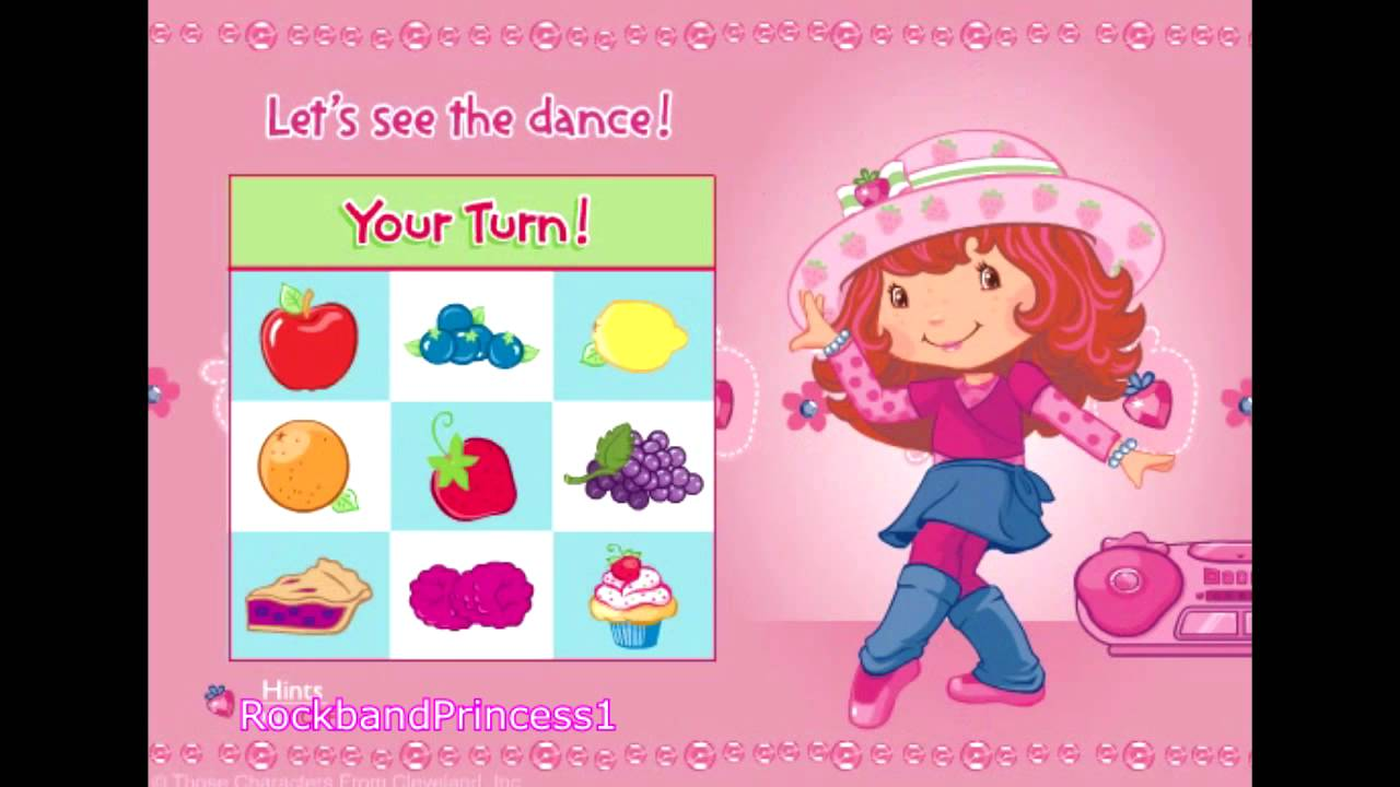 Strawberry Shortcake Games Online To Play Free ...