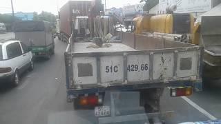 Tài xế container|tai nạn giao thông mới nhất 20/4 bình dương| Maiphuongtv,