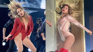 Jennifer Lopez VS Beyonce - Dance Battle 2019