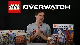 The Official LEGO Overwatch Series!