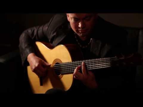 "LR Baggs Lyric Classical | Omar Torrez ""The Dance"""