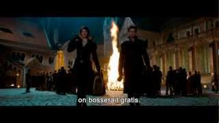 Hansel & gretel : witch hunters :  bande-annonce 2 VOST
