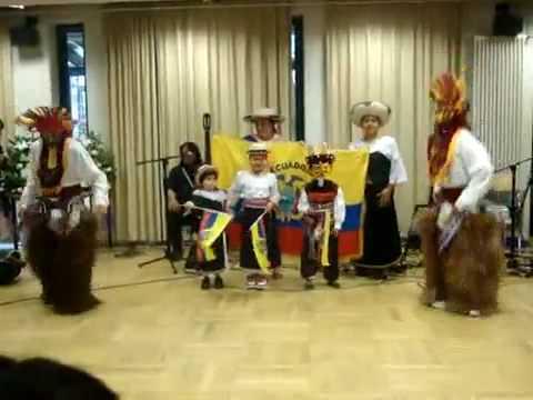 Mi lindo Ecuador (Bonn) - Baile de los diablos