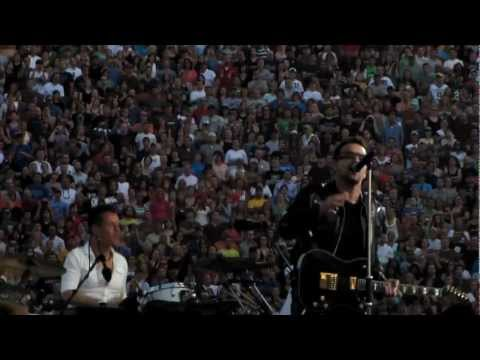 U2 The Fly (360° Tour Live From East Lansing) [Multicam 720p By Mek with U22's Audio]