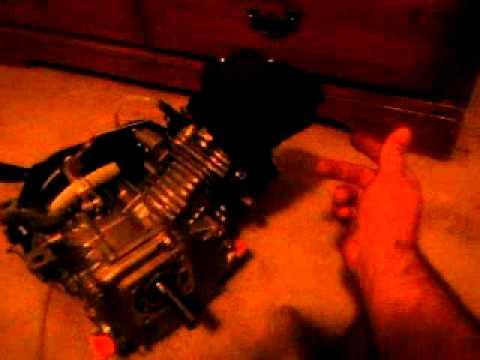 predator 6 5 hp 212cc motor how to get race