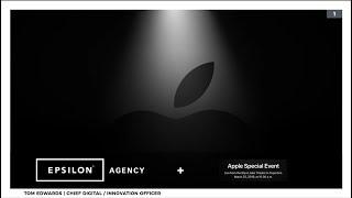 Apple Live Event Recap - March 25, 2019