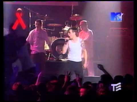 Дельфин - Я буду жить (Live, фестиваль против СПИДа, 1999)