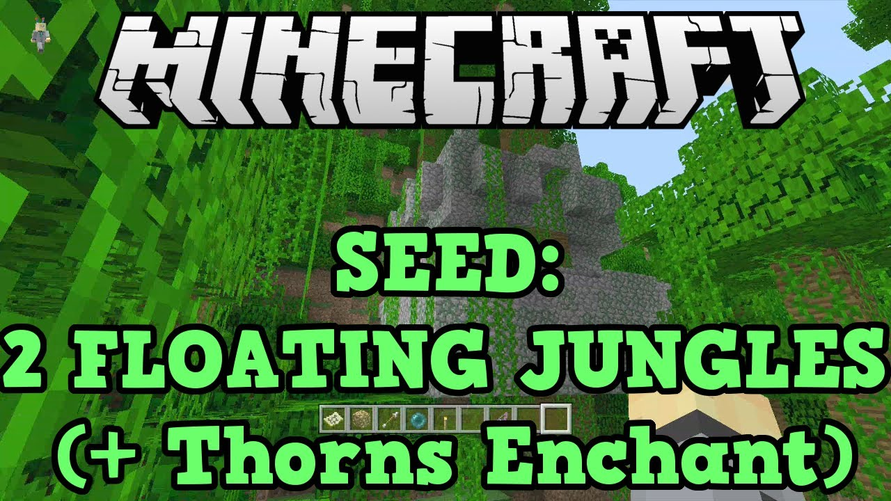 cool seeds minecraft