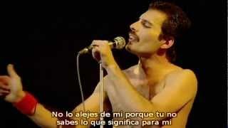 Queen - Love Of My Life (Subtitulos En Español)