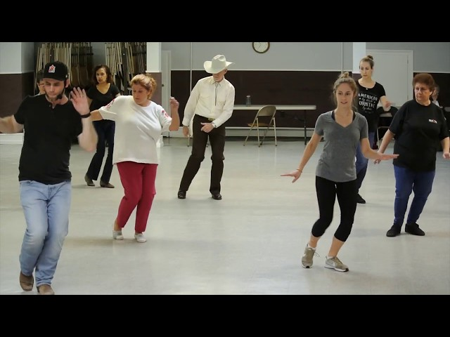 No Gate Code (Country Gold) Line dance