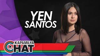 Kapamilya Chat with Yen Santos for Halik