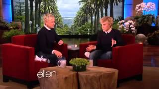 Kate McKinnon Takes Over for Ellen2633