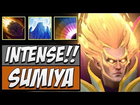 Sumiya Invoker - 7026 Matches   Dota Gameplay