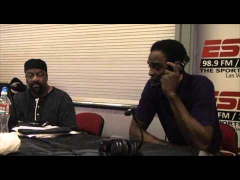 Ralph Sampson Interview on Gridlock - YouTube