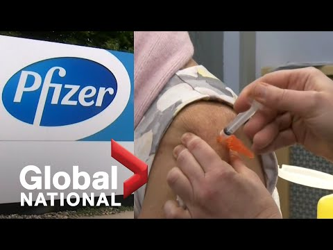 Global National: Jan. 16, 2021 | Mixed messages from Pfizer on COVID-19 vaccine dose reduction