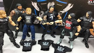 WWE SHIELD EPIC MOMENTS 3 PACK FIGURE REVIEW!