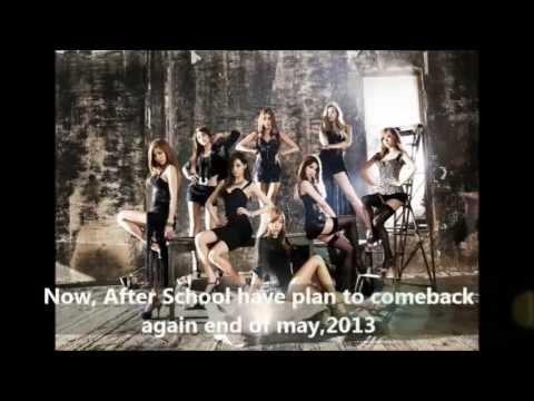 After School Evolution 2009-2013 [ASplaygirlz]