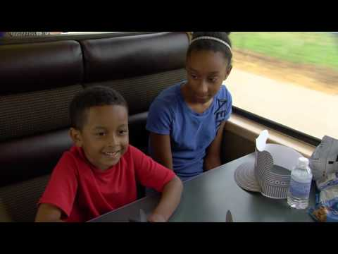 BNSF treats Kansas City, Kan. area first responders and families to a train ride
