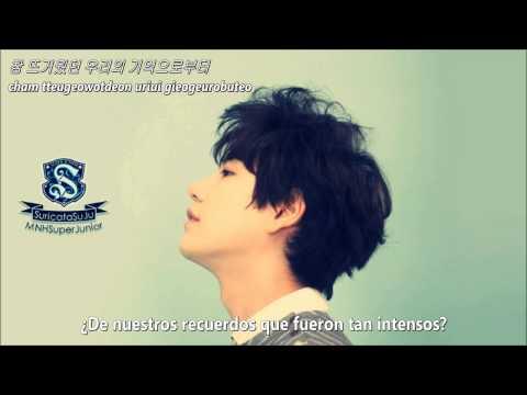 Eternal Sunshine - KyuHyun SUB ESPAÑOL+HAN+ROM