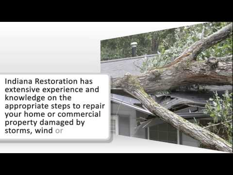 Residential and Commercial services in Indiana Restoration