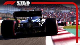 F1 2018 - Diario di sviluppo