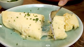 Mastering French Omelette - inspired by Jacques Pepin | Christine Cushing