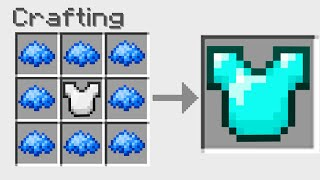 Minecraft BUT You Can DYE Any Item!