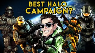 Which Halo Has The BEST Campaign?! - The Act Man