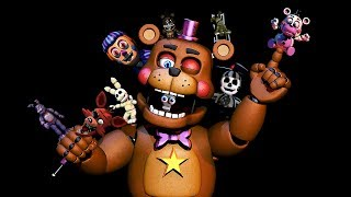 Five Nights at Freddy's: Ultimate Custom Night - Part 5